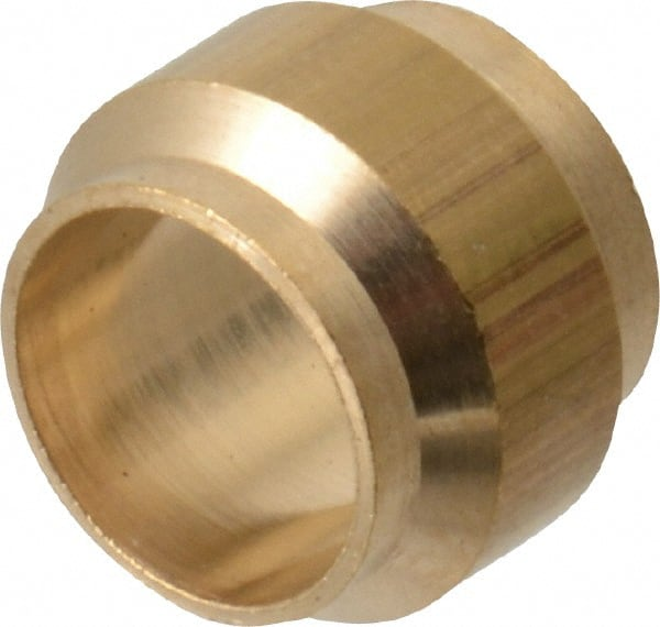 6 mm Tube OD Legris 0124 06 00 Brass Compression Tube Fitting Sleeve