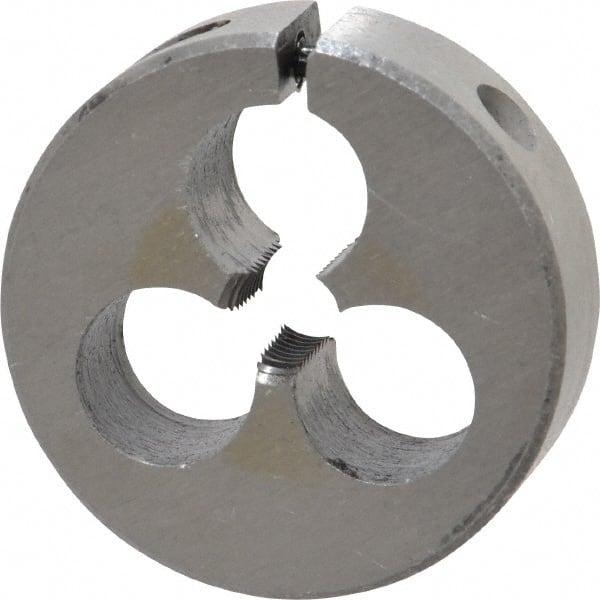 5//16-24 1-1//2 OD HSS Round Adjustable Die