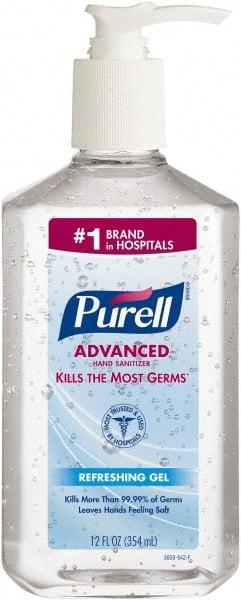 Pro Source 1 000 Ml Pump Bottle Gel Hand Sanitizer