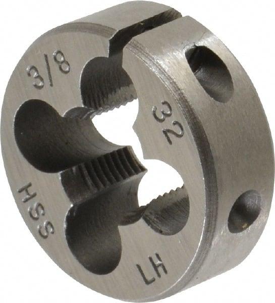 Adjustable 8-32 Round Threading  Die New Interstate