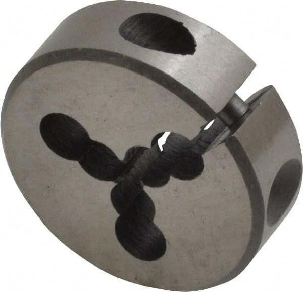 """M1.8x0.35 Metric Coarse Thread Adjustable Round Die 13//16/"""" Outer Diameter HSS"""