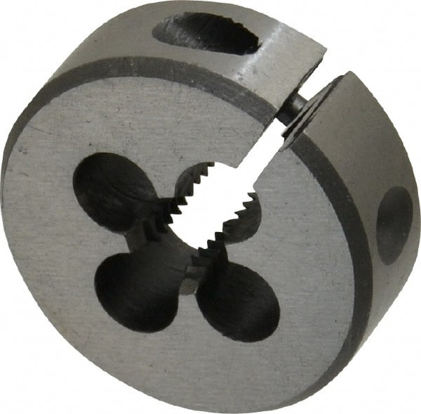 """1/"""" Outside Diam High Speed Steel Round ... Value Collection 11//32-32 UNS Thread"""