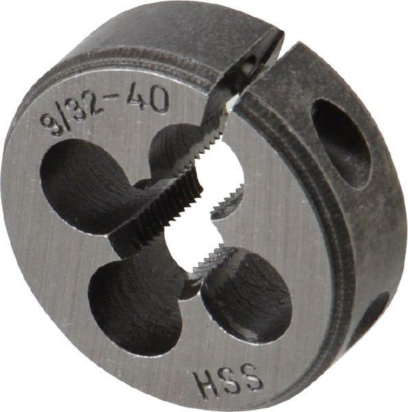 """18 X 2-1//2/"""" HIGH SPEED STEEL ROUND ADJUSTABLE DIE 1 1//2/"""""""