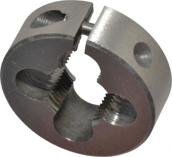 2 Pcs. Special Thread Round Die High Speed Steel 7//16-28 X 1 O.D.
