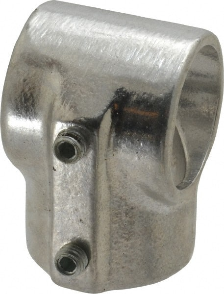 Aluminum Alloy Pipe Rail Fitting Hollaender 1-1//4 Inch Pipe