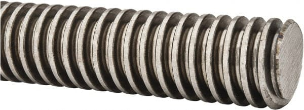 Keystone Threaded Products 1 1 4 4 X 6 Alloy Steel General Purpose Acme Threaded Rod 04313342 Msc Industrial Supply