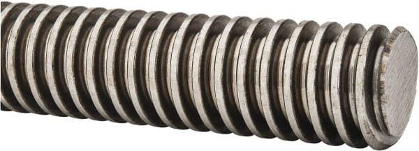 Keystone Threaded Products 1 1 4 4 X 6 Alloy Steel General Purpose Acme Threaded Rod 04313342 Msc Industrial Supply