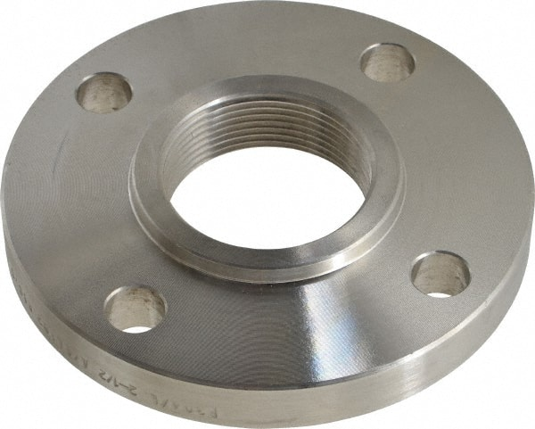 Steel Threaded Flanges Mscdirect Com