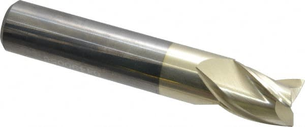 "New 5//8/"" x 5//8/"" x 1-1//4/"" LOC x 3-1//2/"" OAL Solid Carbide End Mill  2 Flute USA"