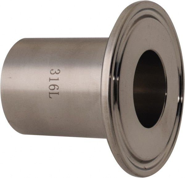 Sanitary stainless steel ferrule mscdirect