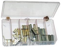Precision Brand 12955 58 Piece Machine Key Assortment Set