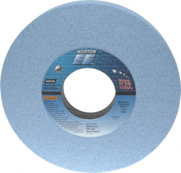 Norton 66253160754 Surface Grinding Wheels Size 10 x 1 x 3