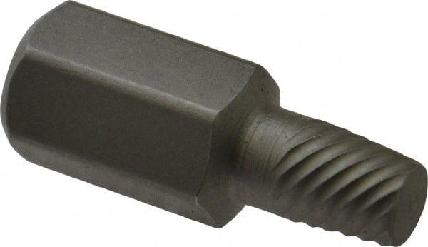how to use multi spline screw extractor