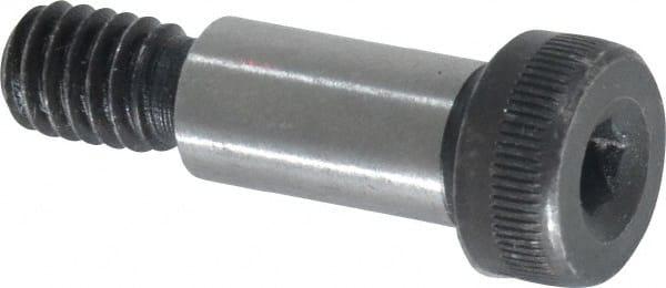 3//8-16 Thread Size Socket Head Shoulder Screw 18-8 Stainless Steel Quantity: 100 pcs 1//2 inch x 3 3//4 inch Shoulder Diameter 1//2 inch Coarse Shoulder Length 3 3//4 inch