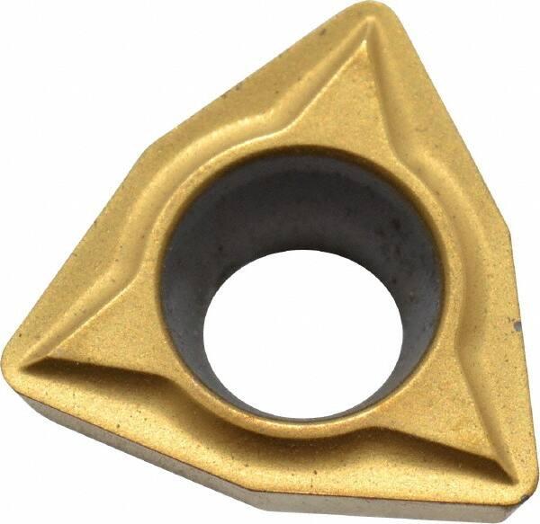 80/° Tr... Hertel WPMT32.52 LF HC210 Grade Carbide Turning Insert TiN Coated