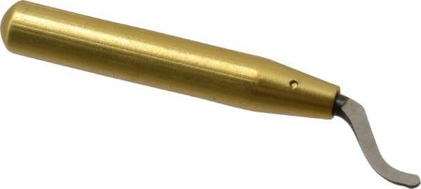 metal deburring tool. shaviv ub-34 uni burr vargus twist-a-burr 155-00171 metal deburring tool