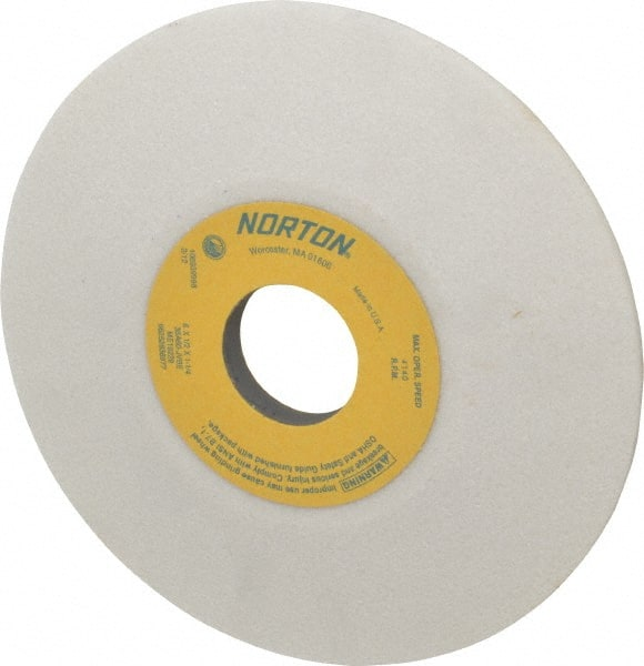 """1-1//4/"""" Hole Size Type 6 Tool ... Norton 6/"""" Diam 60 Grit 2/"""" Overall Thickness"""