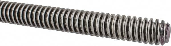 Keystone Threaded Products 3 4 6 X 6 Low Carbon Steel General Purpose Acme Threaded Rod 06054654 Msc Industrial Supply