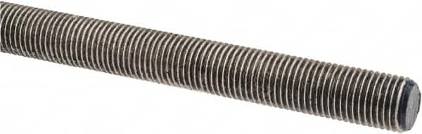 Stainless Steel National Fine Threaded Rods | MSCDirect com