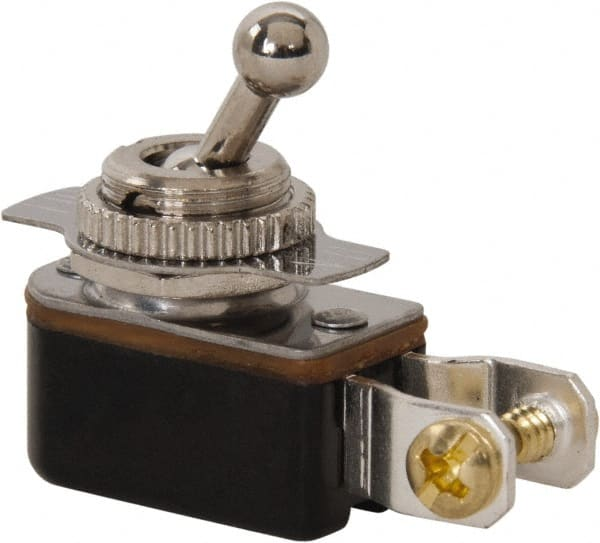 GC//Waldom SPST Off-On Sequence Medium Duty Toggle Switch Bat Handle Actuato...