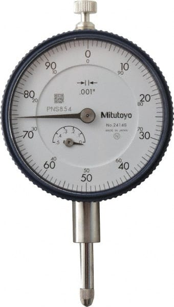 Mitutoyo Drop Indicator : Inch range dial reading  msc