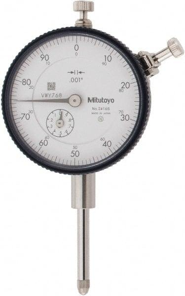 Mitutoyo Drop Indicator : Mitutoyo inch indicator mscdirect