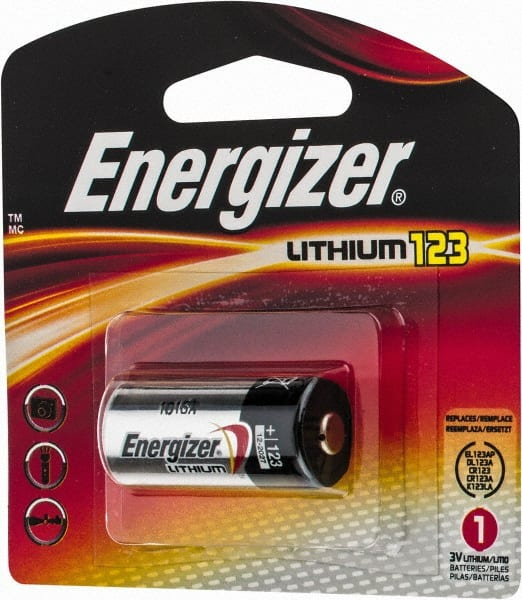 Size 123 Lithium Photo Battery 06286660 Msc
