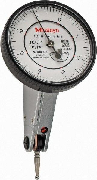 0 to 0.016 Inch Measuring Range Mitutoyo 9 Piece 1.5748 Inch Dial Diameter,...
