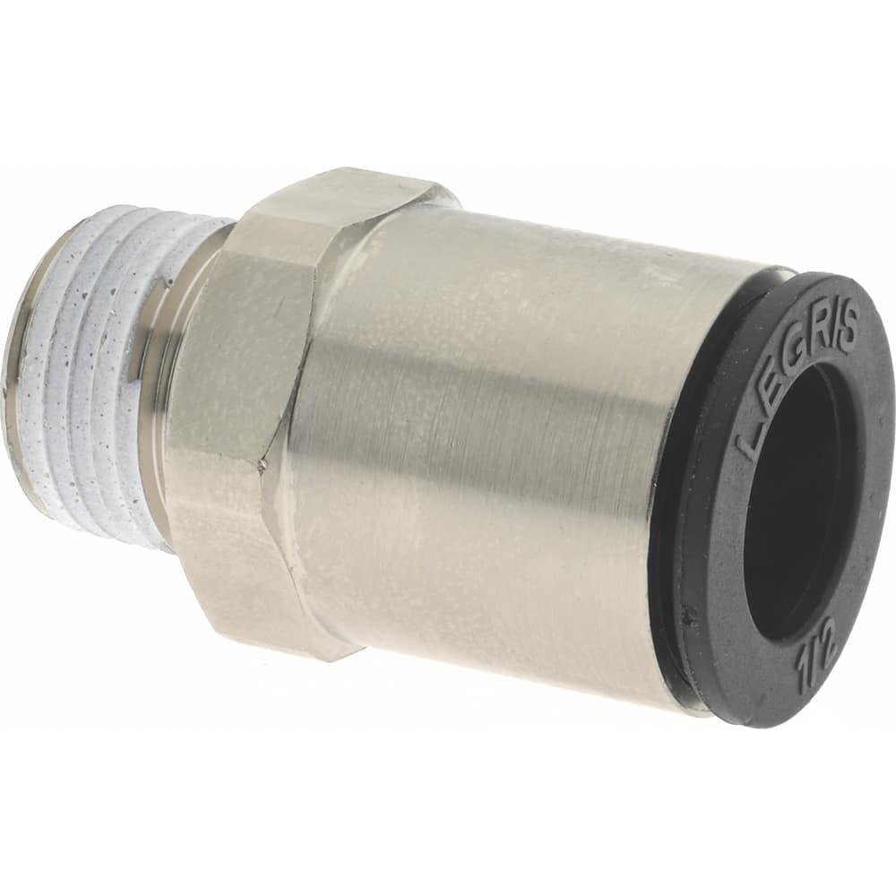 5//32 NEW LOT LEGRIS PARKER 3175-04-11 TUBE ADAPTER 4MM TUBE X 1//8NPT 4PC P4689