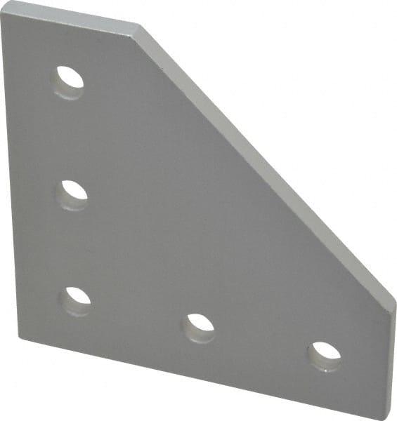 80//20 Inc 1.5 x 1.5 T-Slot Aluminum Extrusion 15 Series 1515 x 36 Black H1-2