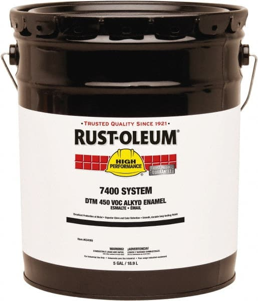 Rust-oleum 5 Gallon Metal Primer | MSCDirect com