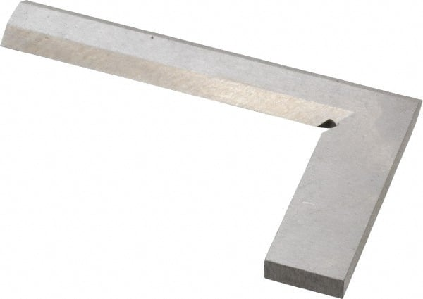 """6-9//32/"""" Base Length Steel Square Value Collection 9/"""" Blade Length"""