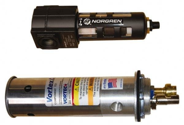 Vortec - 5,000 BTU per Hour, Vortex Enclosure Cooler without