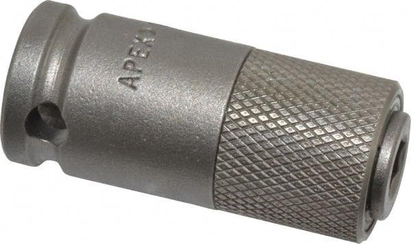 Hex 3//8 in Package of 5 Socket Bit APEX Dr 1//8 in