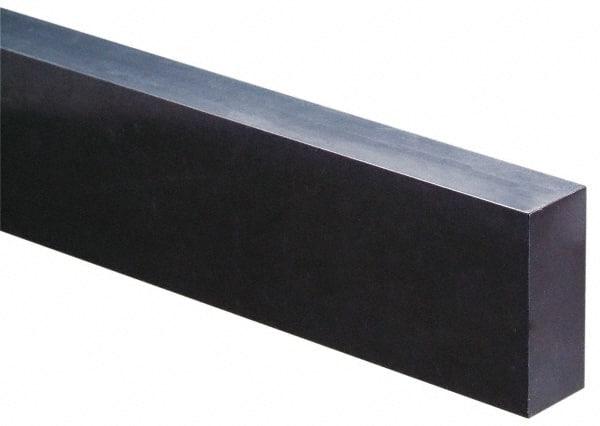 Black Acetal Plastic Bar 1//4 Thick x 5 Wide x 12 Long