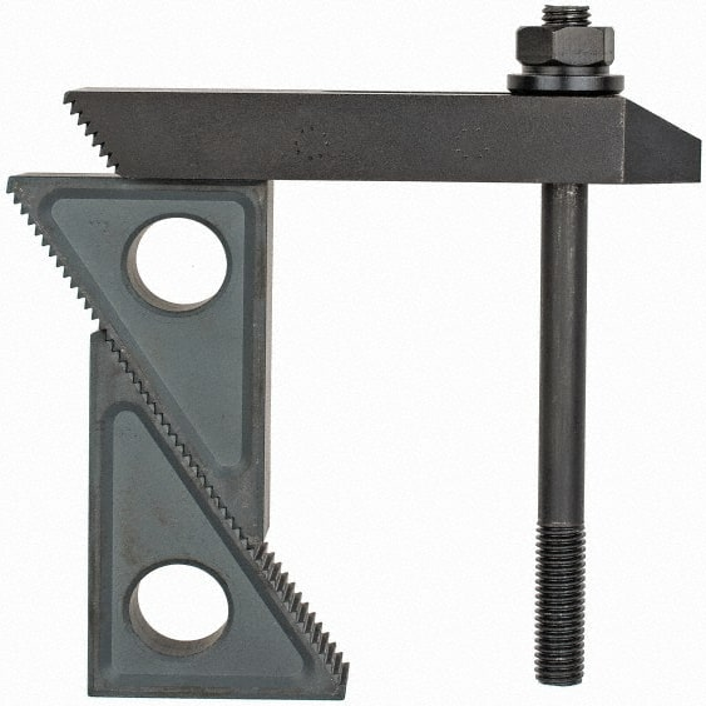 52 Pc TE-CO Promo Clamp Kit 5//8,1//2-13 Stud 20402PL for Bridgeport Style Machine