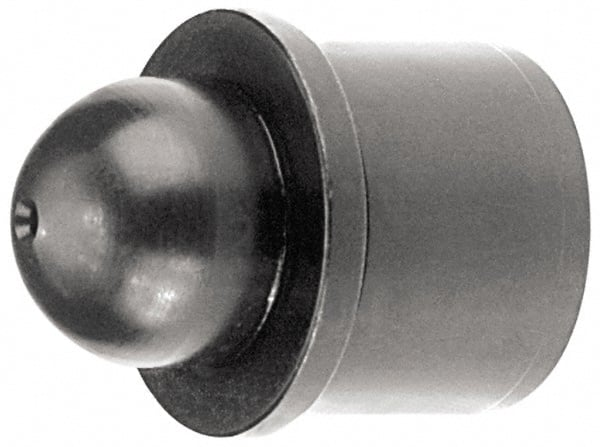 Carbon Steel Round Fit Locating Pin Made In USA 3//4 Diameter 1-15//16 Length Jergens Inc. 1-15//16 Length 3//4 Diameter