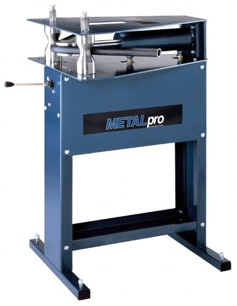 Metalpro - Pipe Bending Dies Pipe Size Compatibility (Inch