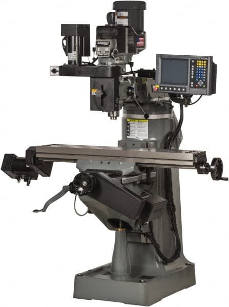 Milling Machine Axis Cross Power Feeds | MSCDirect com