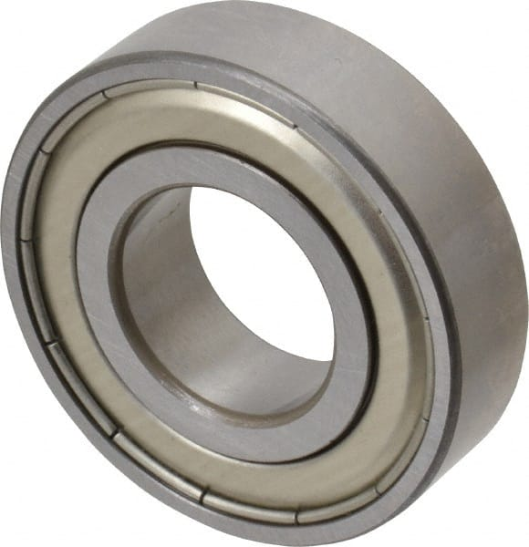 Skf 3 4 Bore Diam 1 5 8 Od Double Shield Deep Groove Radial Ball Bearing 07173636 Msc Industrial Supply