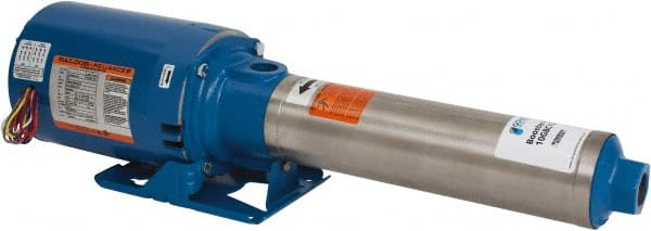 1-1/2 hp, 3 Phase, 230/460 Volt, High 07209877 - MSC