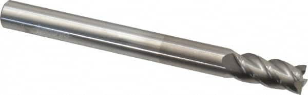 Accupro 12mm 4fl 07338015 Shank Diam 76mm OAL 4 Flute Solid Carbide End Mill