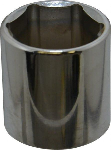 Proto J7224M 3//8 Drive 24mm 6-Point Standard Length Impact Socket