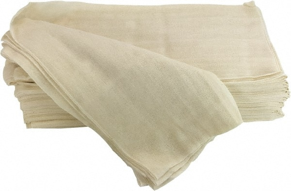 PRO-SOURCE 100 Piece Bleached White Cheesecloth 22 Inch L... 60 Yd Lint Free
