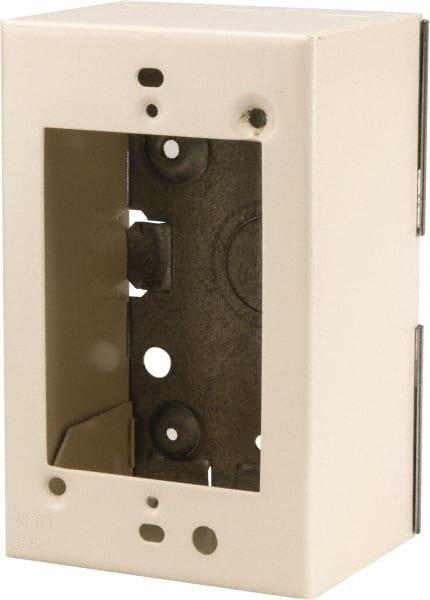 Hoffman A6P4 steel 4x6 junction box panel