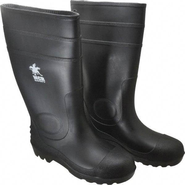 18b7061c6a1 Men's Size 8 Medium Width Steel Knee Boot 07596679 - MSC
