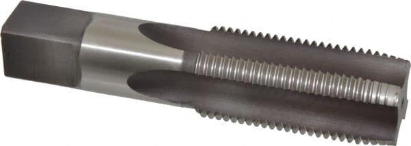 Hertel M36x3 00 Metric Fine D5 4 Flute Bright Finish High Speed Steel Straight Flute Standard Hand Tap 07683907 Msc Industrial Supply