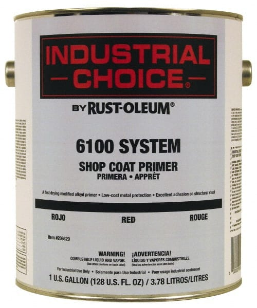 Rust-Oleum - 5 Gal Gray Modified Alkyd Primer - 07836406