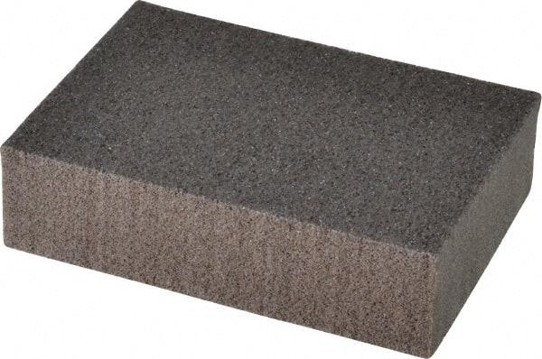 """3m Contour Sanding Sponge 80 Grit Medium 4-1//2 /"""" X 5-1//2 /"""" X 3//16 /"""" Wood"""