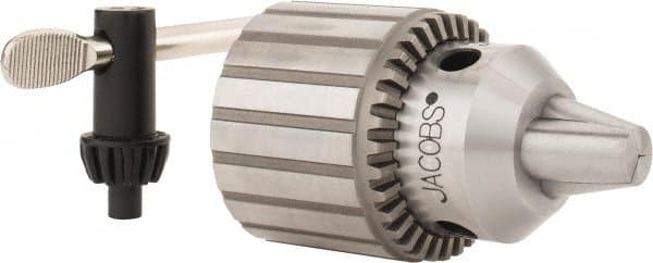 KEYLESS REPLACEMENT DRILL CHUCK FOR DRILL PRESS JT33 JT 33 JACOBS TAPER